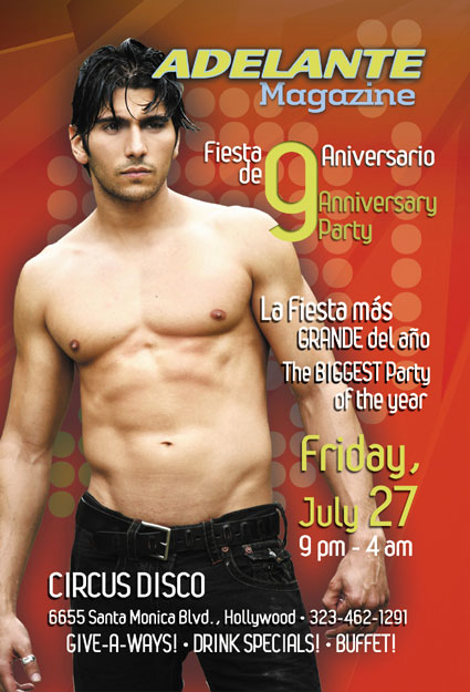 Gay Latino Club 93