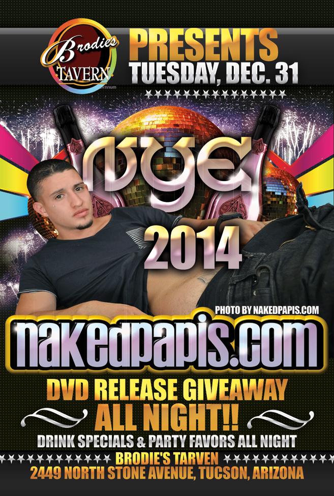 NakedPapis 7 Anniversary