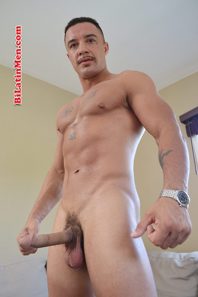 Naked sexy latino men