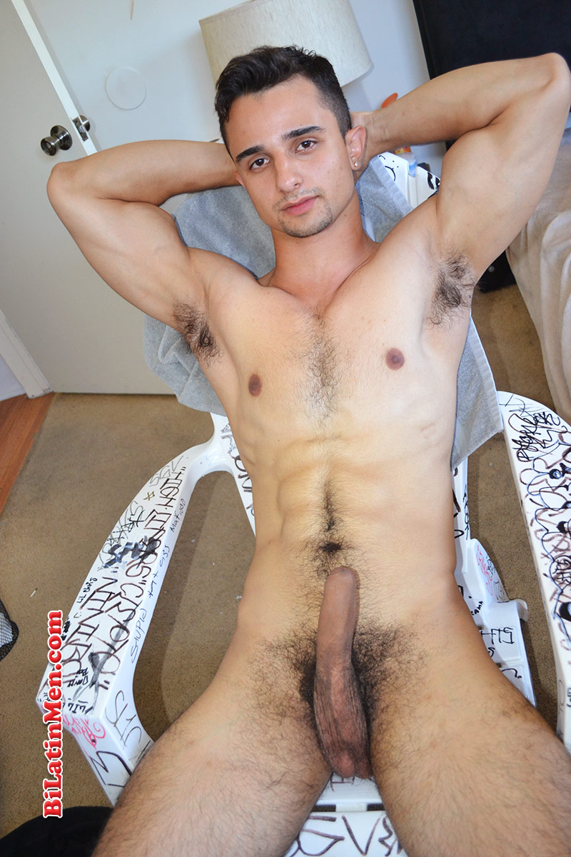 Nude hairy mexican men